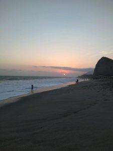 Along the PCH, Sycamore Cove Beach – The Beach